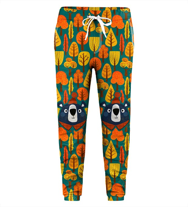 Bear Explorer Kids Sweatpants Miniature 1