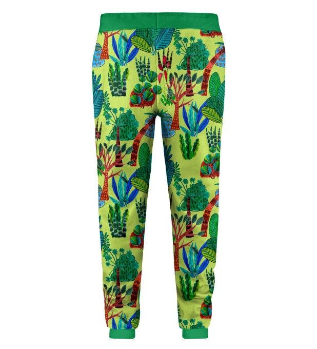 Cartoon Tiger Kids Sweatpants Thumbnail 2