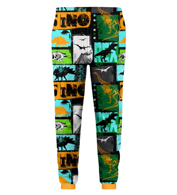 Dinosaurs Kids Sweatpants Thumbnail 2