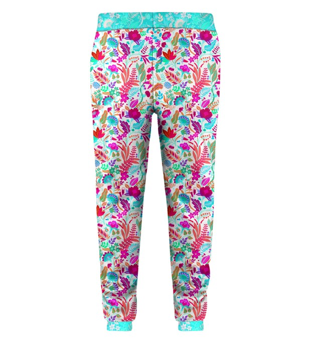 Flower Cat Kids Sweatpants Miniatura 2