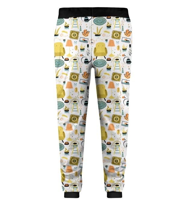 Home Cat Kids Sweatpants Miniature 2