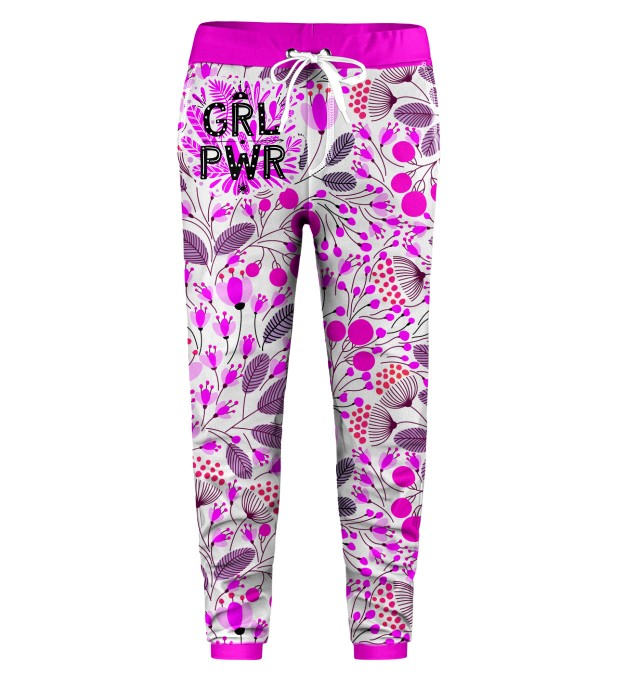 Grl Pwr Kids Sweatpants Miniature 1