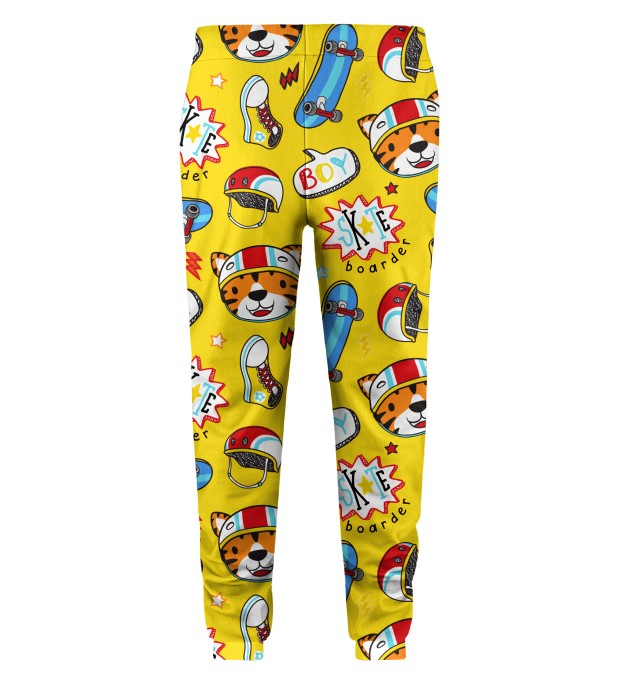 Skate Tiger Kids Sweatpants Thumbnail 2