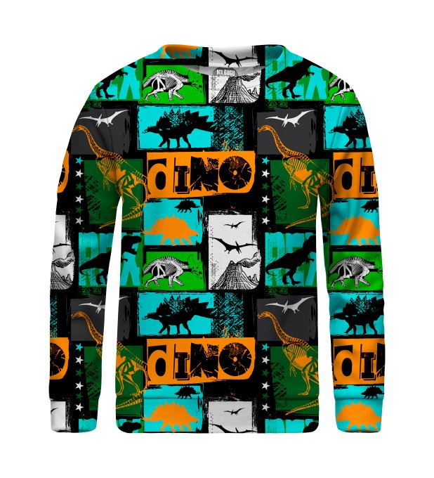 Dinosaurs sweater for kids Thumbnail 1
