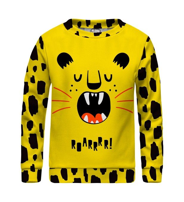 Roarrrr sweater for kids Thumbnail 1