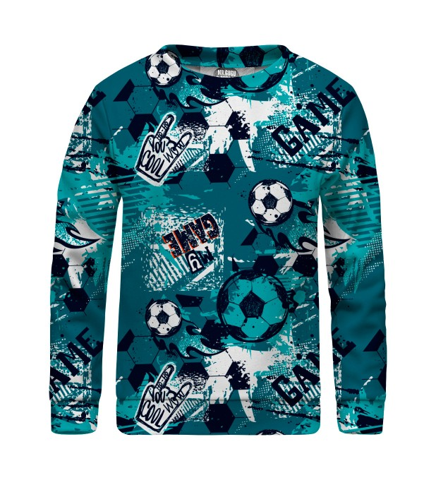 Football Game sweater for kids Miniatura 1