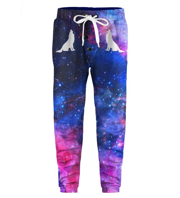 Howling to galaxy Kids Joggers Thumbnail 1
