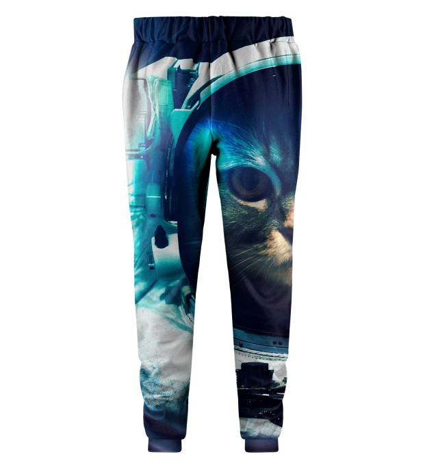 Space Cat Kids Joggers Miniature 2