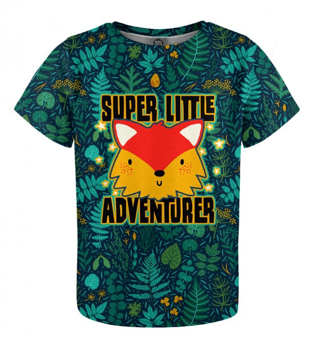 Super Little Adventure t-shirt for kids Thumbnail 1