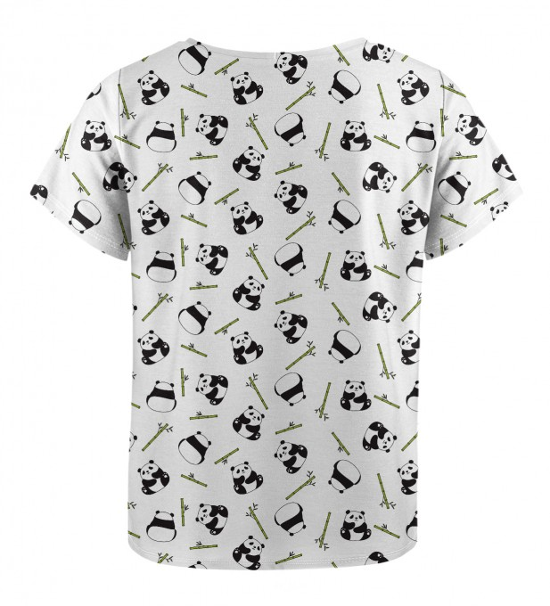 Rolling Pandas t-shirt for kids Miniature 2