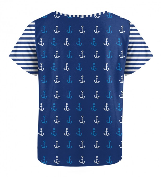 Ocean Pattern t-shirt for kids Miniatura 2