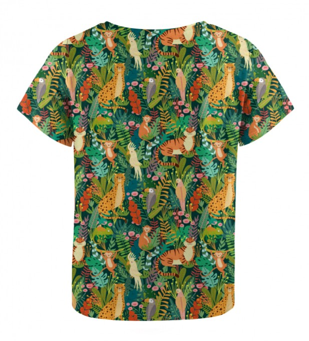 In the Jungle t-shirt for kids Thumbnail 2