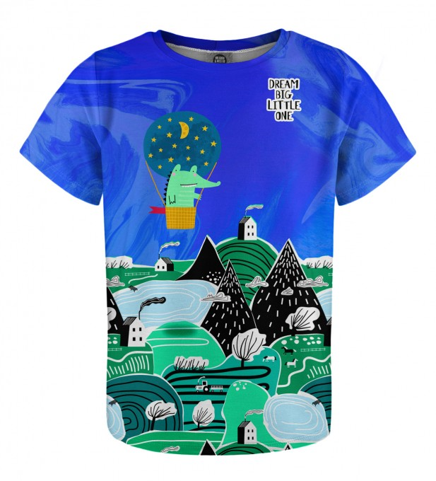 Dream Big t-shirt for kids Thumbnail 1
