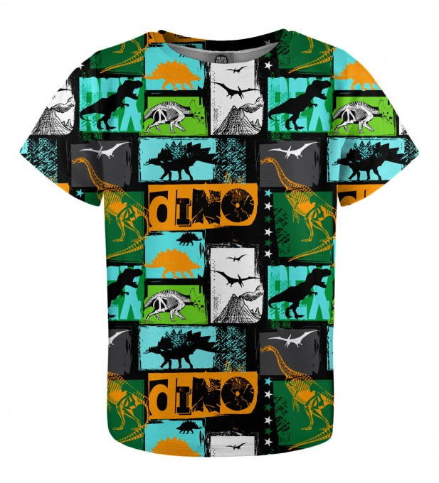 Dinosaurs t-shirt for kids Miniatura 1
