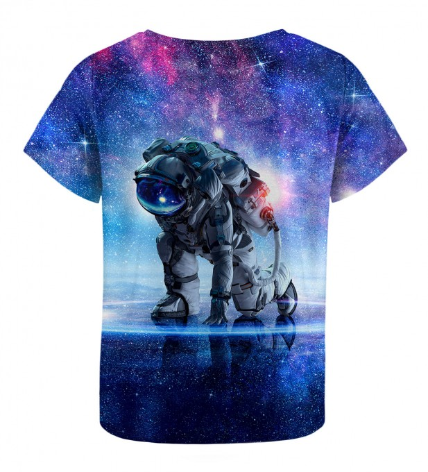 Cosmonaut t-shirt for kids Thumbnail 2