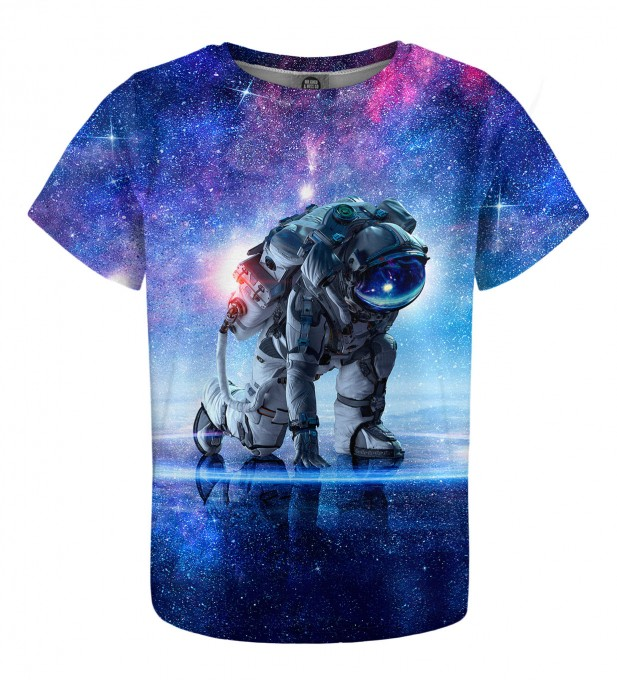 Cosmonaut t-shirt for kids Miniature 1