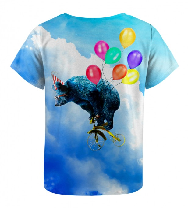 Cloud Ride t-shirt for kids аватар 2