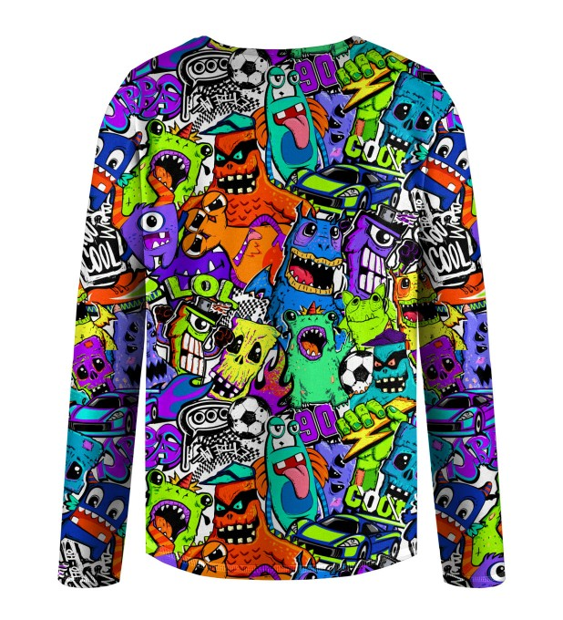 Colorful Monsters Kids Longsleeve аватар 2