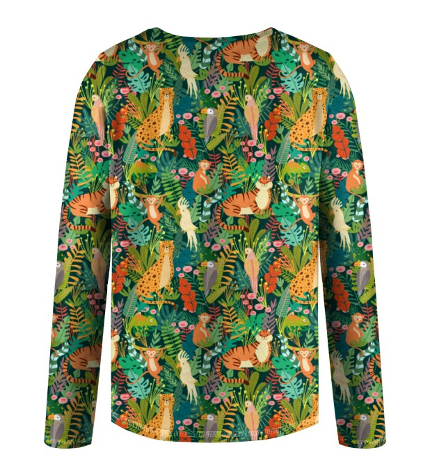 In the Jungle Kids Longsleeve Miniatura 2