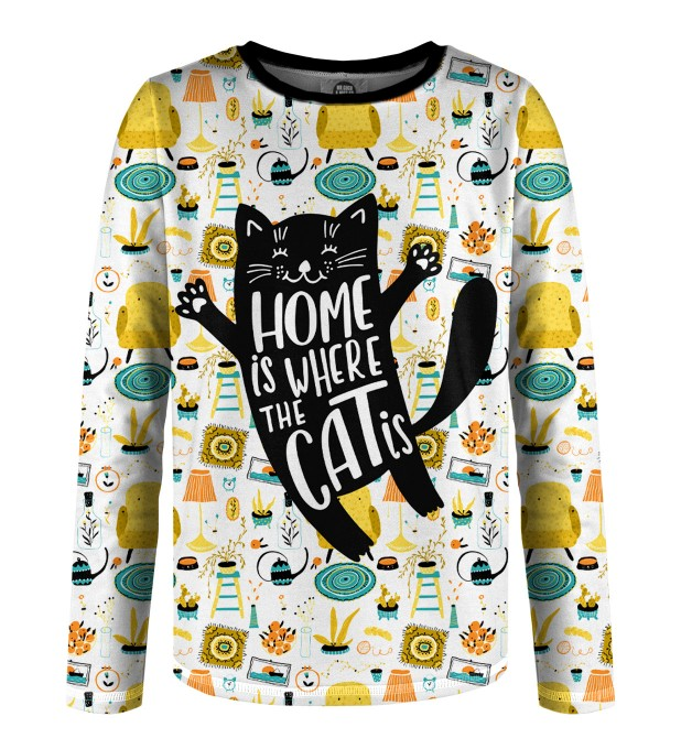 Home Cat Kids Longsleeve аватар 1