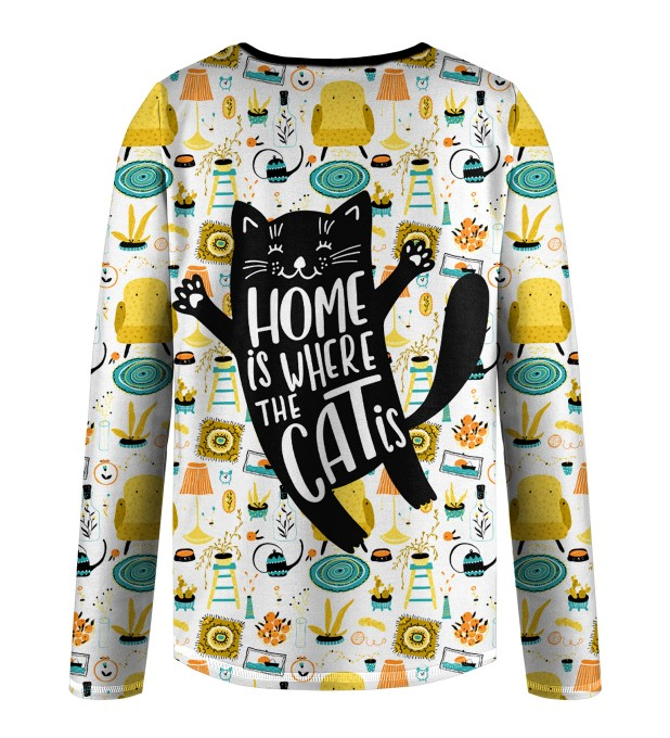 Home Cat Kids Longsleeve аватар 2