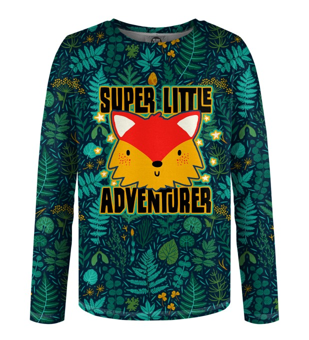 Super Little Adventure Kinder Langarmshirt Miniaturbild 1