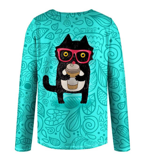 Coffee Cat Kids Longsleeve аватар 2