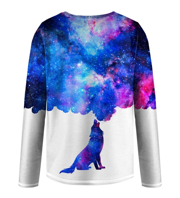 Howling to galaxy Kids Longsleeve аватар 2