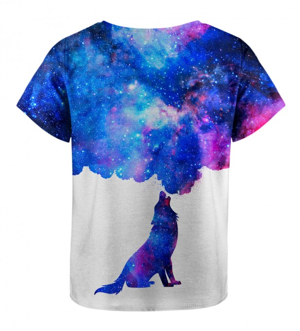Howling to galaxy t-shirt for kids аватар 2