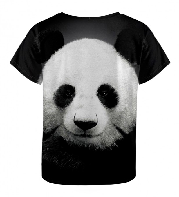Panda t-shirt for kids Miniature 2