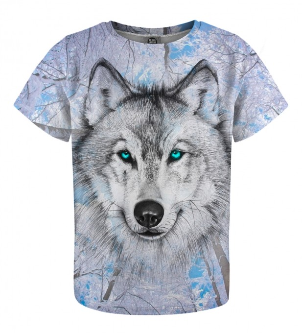 Wolves t-shirt for kids Miniatura 1