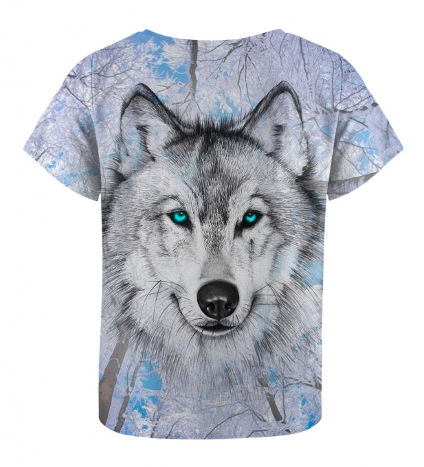 Wolves t-shirt for kids Miniature 2