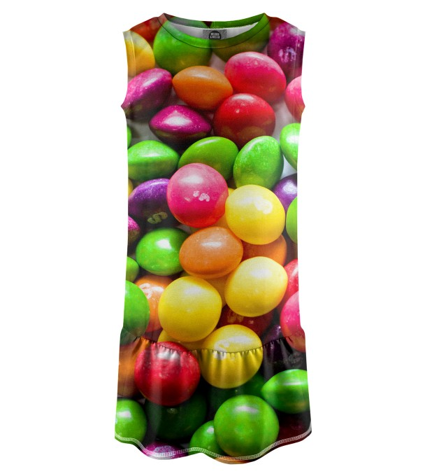Sweets Sleeveless dress for kids Thumbnail 1