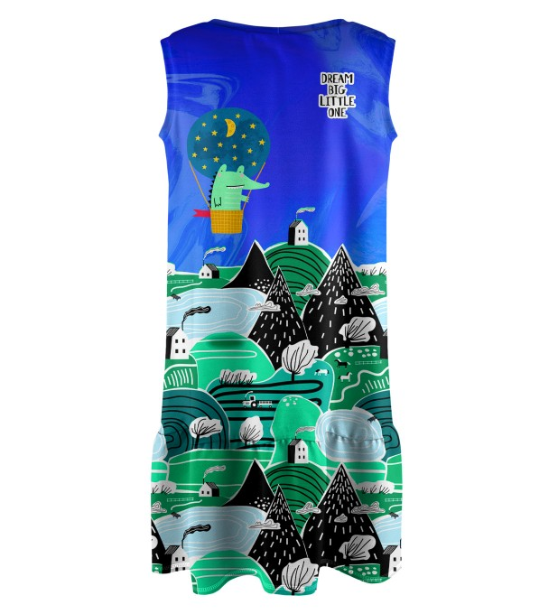 Dream Big Sleeveless dress for kids аватар 2