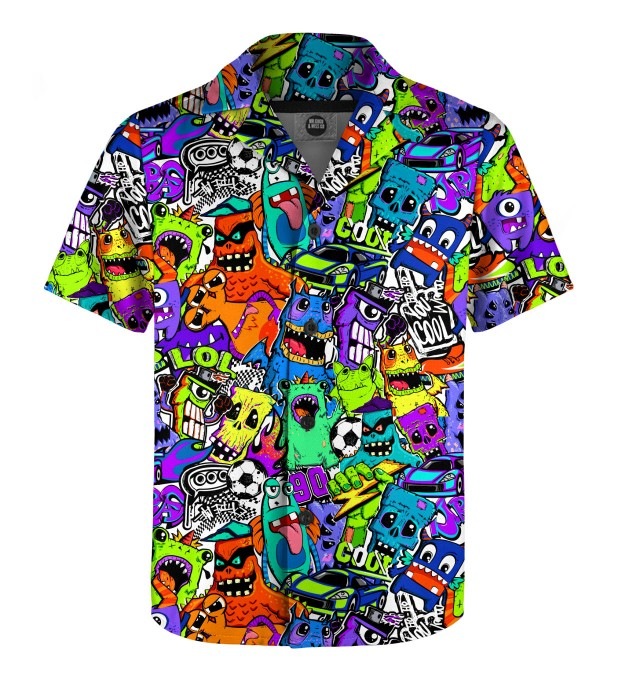 Colorful Monsters Shirt for kids Miniatura 1