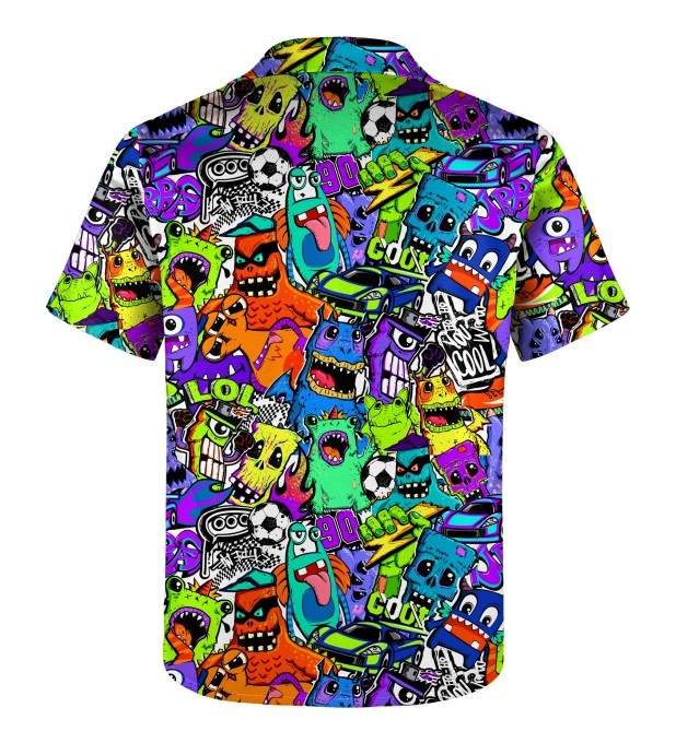 Colorful Monsters Shirt for kids Miniatura 2