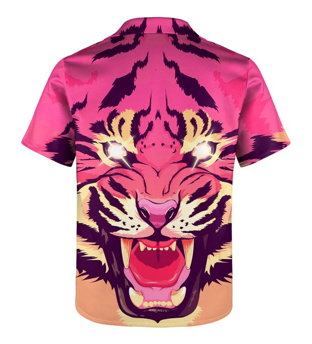 Comic Tiger Shirt for kids аватар 2