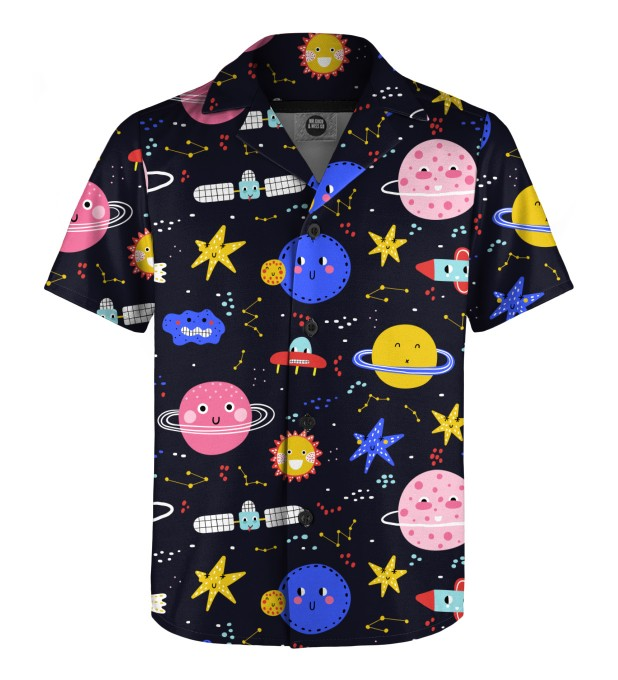Funny Space Shirt for kids Miniatura 1