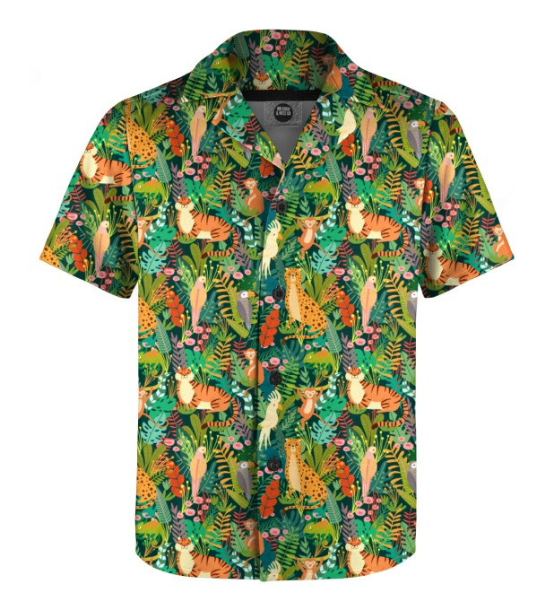 In the Jungle Shirt for kids Miniatura 1