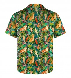 Mr. Gugu & Miss Go, In the Jungle Shirt for kids Miniatura $i