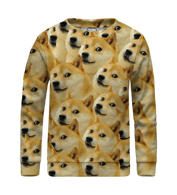 Doge sweater for kids Thumbnail 1