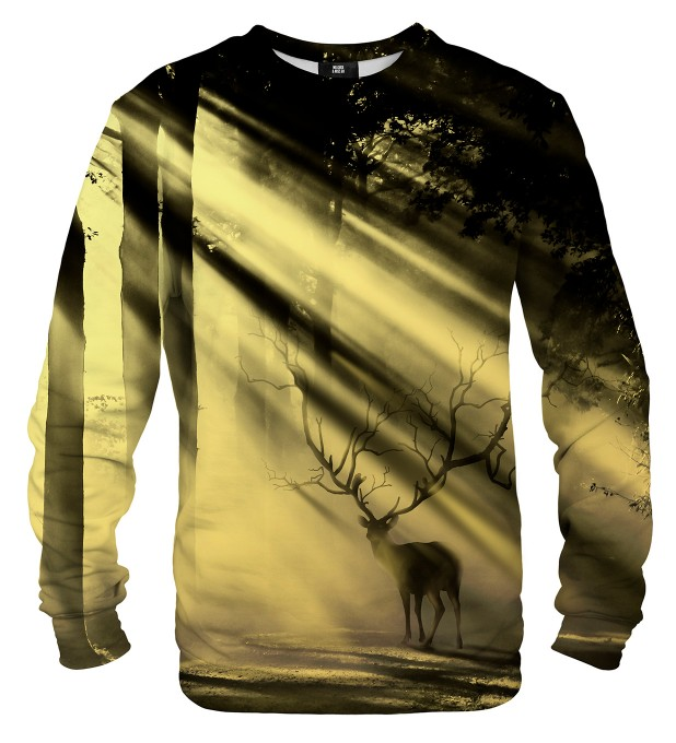 Deer Forest sweater Miniatura 1