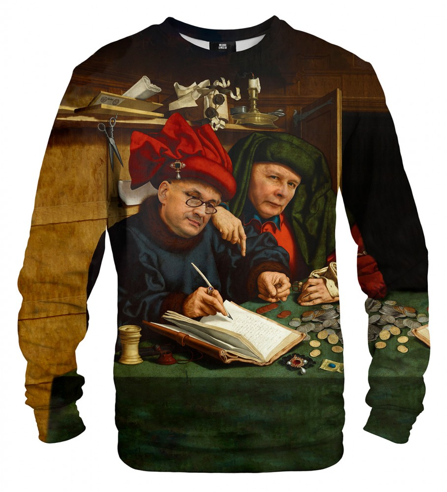 Mr. Gugu & Miss Go, Tax Collector sweater Image $i