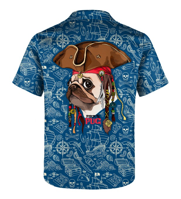 Pirate Pug Shirt for kids аватар 2