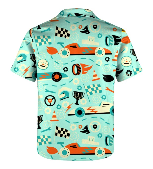 Racing F-1 Shirt for kids Miniature 2