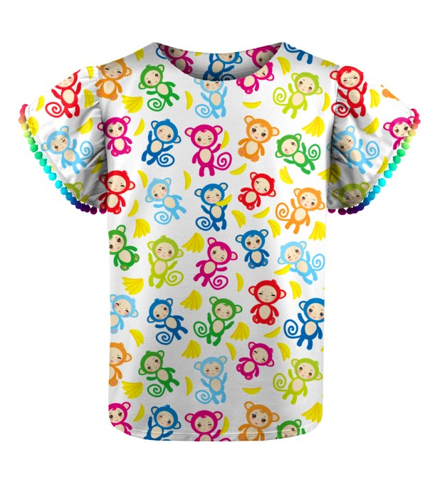 Funny Monkeys Girls Top аватар 1