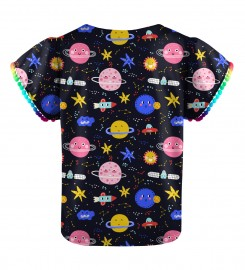 Mr. Gugu & Miss Go, Funny Space Girls Top Miniatura $i