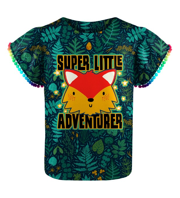 Super Little Adventure Girls Top Thumbnail 1