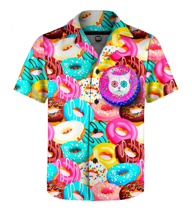 Donut Cat Shirt for kids аватар 1