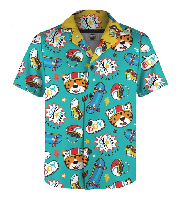 Skate Tiger Shirt for kids аватар 1